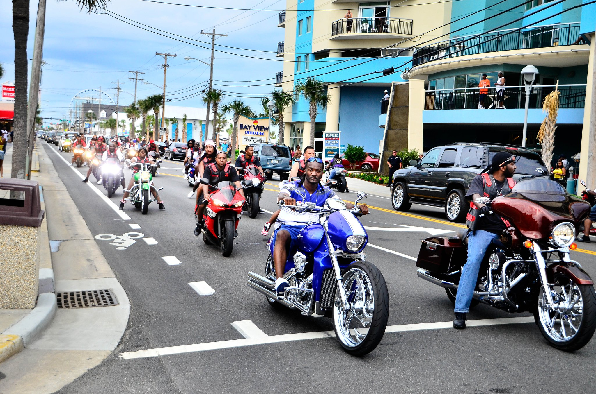 Bike Week In Miami Travel Guide